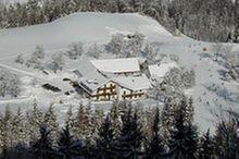 Berghof Sturmgut - berglandschap & naast skipiste