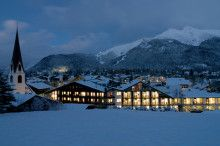 Alpenhotel ...fall in Love**** Seefeld, Tirol