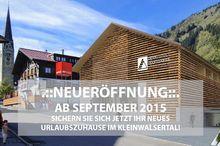 alpen select apartments**** Kleinwalsertal