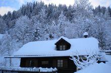 Sonnbichlerhof Umundum Hütte
