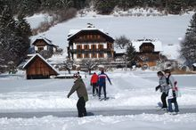 Urlaub am Weissensee - Obergasserhof & Bergblick