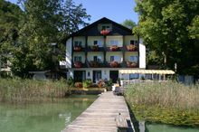 "Pension ""Haus am See"""