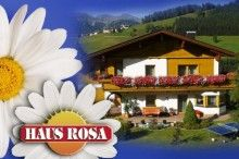 Appartment- Haus Rosa - Fam. Köck