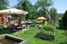 Biohof Veit - ein Haus am Hof - unser Urlaub