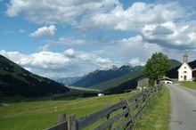 Brunnerhof, ein typisch Osttiroler Bergbauernhof