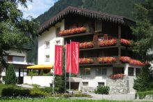 first mountain Hotel Montafon