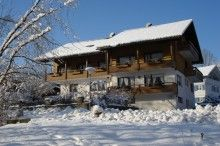 Gaestehaus Pension Barbara in Andelsbuch im Bregenzerwald