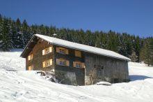 Tannerberghütte Familie Winder