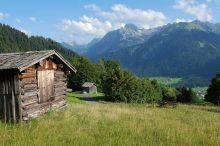 alpgang - land. Zeitreise zw. Viehweide/Berggut/Vorsäß/Alpe/Wildheu