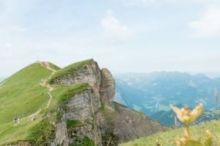 Panoramawanderung - Diedamskopf-Gipfel