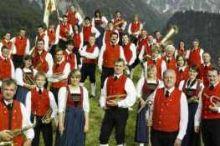 Blasmusik am Berg - Känzele Buobo