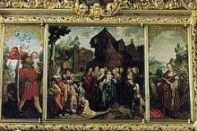Triptychon - Jan van Scorel