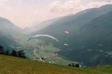 Drachenfliegen/Paragliding