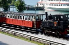 Achensee Steam & Cog Railway
