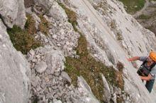 Brunnentunnel Climbing Route