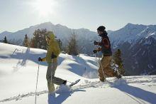 Schneeschuhwanderung Pfundser Tschey