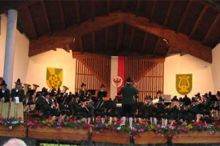 Concert of Musikkapelle Pfunds