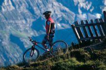 Mountainbikestrecke Dorfberg