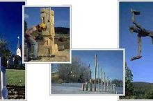 Austria´s 1st Wood Sculpture Park