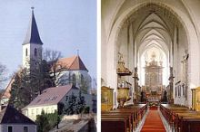 "Pfarrkirche ""Zu Maria Himmelfahrt auf dem Berge"""