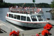 Bootfahren am Kampsee Ottenstein