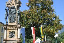 La fontana di Francesco Carlo
