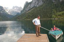 Boat Hire Gosau