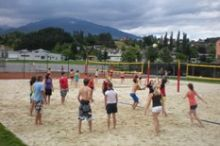Beachvolleyball - Camp Royal X