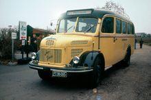 Oldtimer - Postbus
