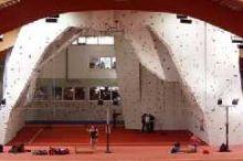 Größtes Kletterzentrum OÖ im Delta Sportpark