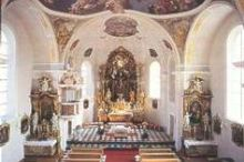 Pfarrkirche zum Hl. Kreuz