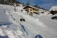 Zell am Moos Sled Run