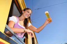 Mit der Bahn zum Bier - Traunseebahn