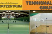 Sportzentrum Gmunden - Tennishalle - Squash