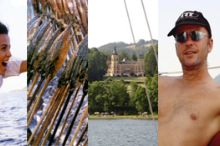 Segelcharter Traunsee - Abenteuer Segeln