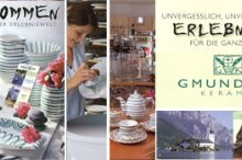 Gmundner Keramik Manufaktur-Gmundner Einkaufswelt