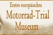 1. Europäische Motorrad Trial Museum Ohlsdorf