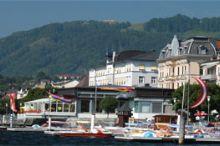 Bootsverleih Oberleitner - An der Espalanade