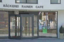 Bäckerei Cafe Rainer