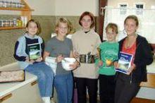 Kochbuch der Hauptschule