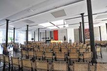 Linz Architektur - Linzer Tuchfabrik (Pfarrzentrum Marcel Callo)