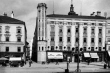 Linz Zeitgeschichte - Altes Rathaus