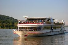Danube Boat Trip MS Kaiserin Elisabeth - Donau Touristik
