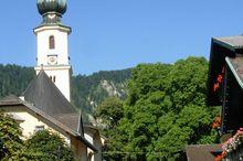 Katholische Pfarrkirche St. Gilgen