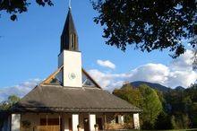 Katholische Kirche St. Konrad in Abersee