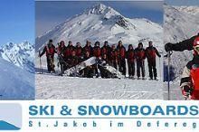 SKI- und SNOWBOARDSCHULE St. Jakob