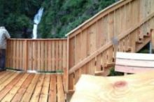 AUSSICHTSPLATTFORM am Maria Hilfer Wasserfall