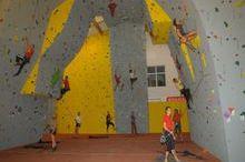 Kletterhalle Bad Leonfelden