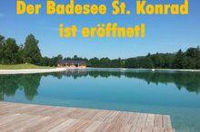 Buffet Badesee St. Konrad