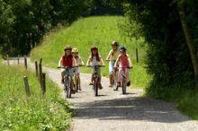 Ausgangspunkt für viele Radtouren